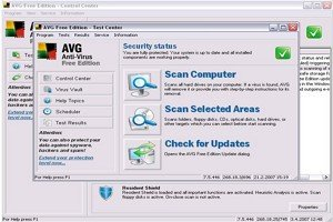 AVG Antivirus Free 2014 Build 4158a6730
