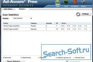 Ad-Aware Free Internet Security 9.0.5