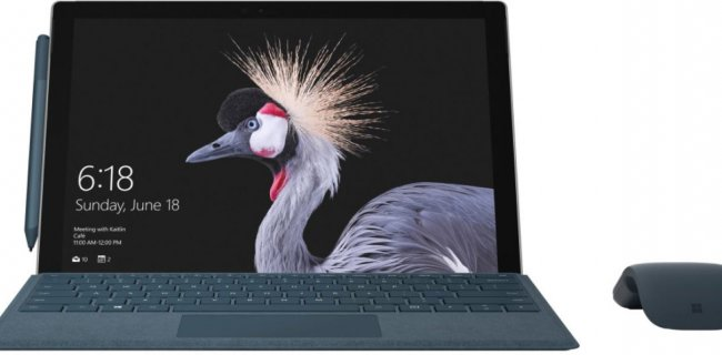 New Surface Pro фото